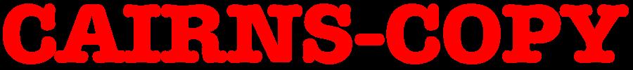 CAIRNS-COPY Logo